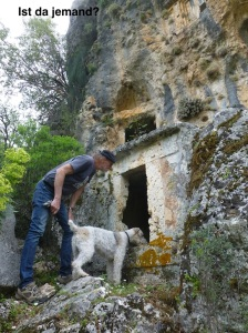 Felsengräber bei Pinara