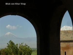 Blick auf Ararat