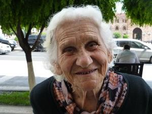 eine Frau in YerevanJPG