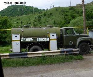 mobile Tankst.