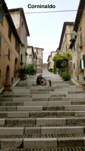 landeinwärts von Ancona