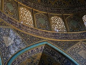 Ausschnitt die schönste Moschee der Welt