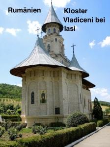 1.Kloster in Rumänien