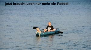 Badegast Leon