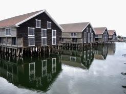 der neuere Hafen