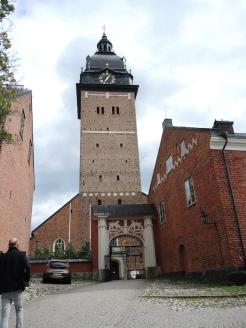 die schöne Kirche von Strängnäs