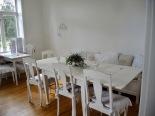 ein kleines Cafe in Strömbacka