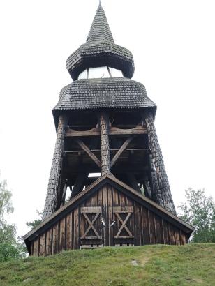 Glockenturm - einer von vielen in dieser Gegend