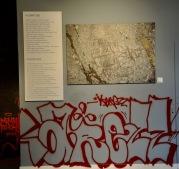 Graffiti in der Steinzeit und heute